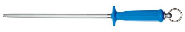 Wetzstahl Professional Rund 2 Seiten Feinzug / 2 Seiten Poliert 30cm