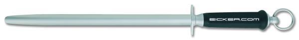 EICKER Professional Wetzstahl verschraubt Oval Micro Feinzug 30cm